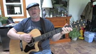 1169 - The Lady Came From Baltimore - Tim Hardin cover with chords and lyrics