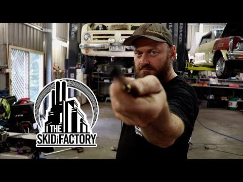 THE SKID FACTORY - Barra Powered Bedford Van [EP14]