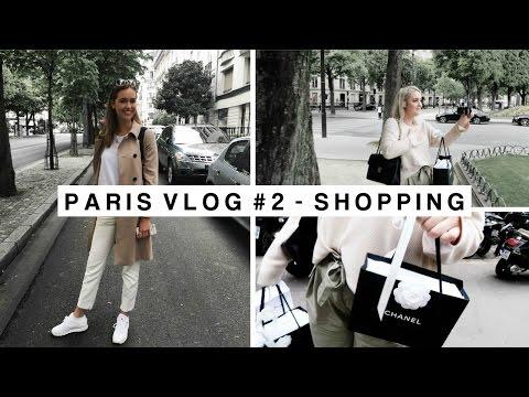 TAXA-MAND TROEDE JULIA VAR MIN MOR! // Paris Vlog #2