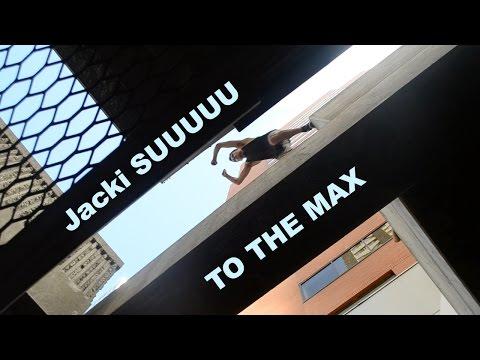 Jacki SUUUUU TO THE MAX