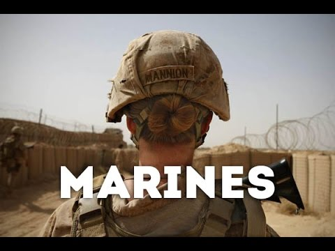 Women in the Marine Corps - Female US Marines: Who they are
