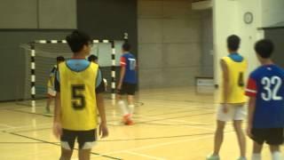 SSC FOOTBALL TOURNAMENT 三四名決賽