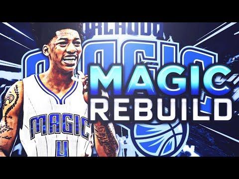 97 OVR SIGNING!! REBUILDING THE ORLANDO MAGIC!! NBA 2K18 MY LEAGUE