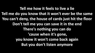 Alter Bridge - Addicted To Pain with lyrics