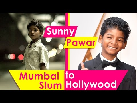 Sunny  pawar : Mumbai slum kid to Lion star