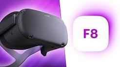 Facebook F8 Livestream - Oculus Quest & Rift S Launch??