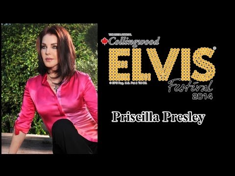 2014 Collingwood Elvis Festival with Priscilla Presley This Is The Year! (OFFICIAL VIDEO)