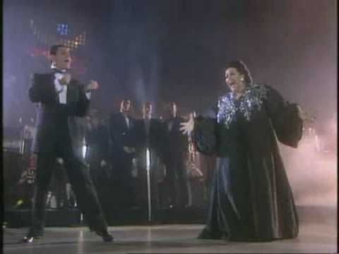 Barcelona - Freddie Mercury Opera Performance