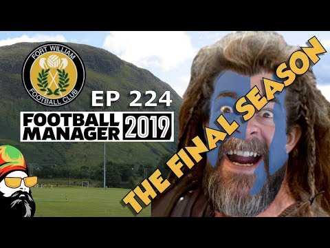 FM19 Fort William FC - The Challenge EP224 - Scottish Premiership - Football Manager 2019