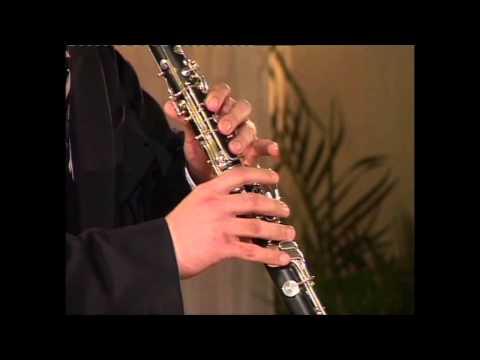 Mate Bekavac Plays: Edison Denisov - Sonata For Clarinet Solo (1972)