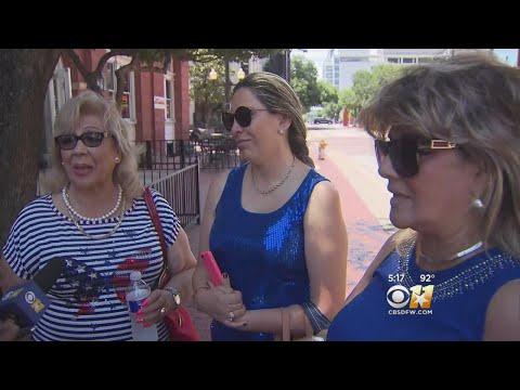 North Texans Take Citizenship Test