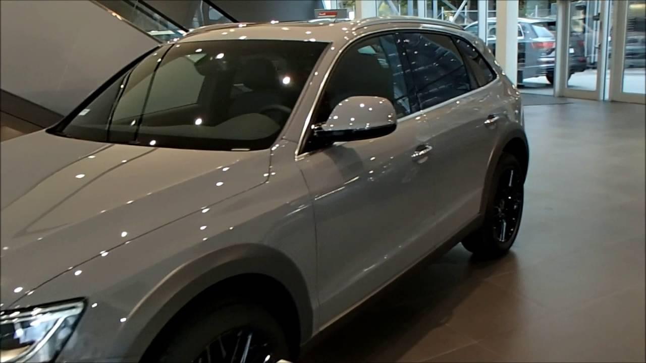 Audi Exclusive Nardo Gray Audi Q5 TDI quattro S-tronic ...