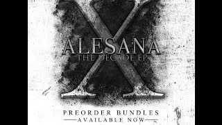 Alesana -  Ravenous THE DECADE EP 2014