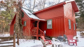 Birchcliff Resort Private Cabin   Wisconsin Dells