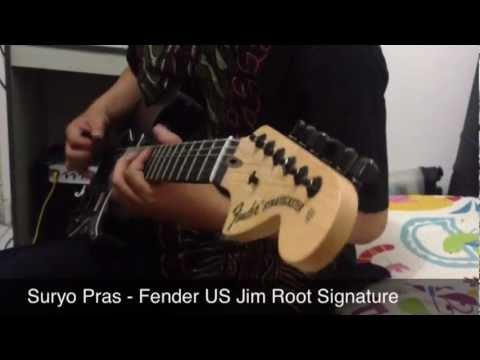Fender Jim Root Youtube