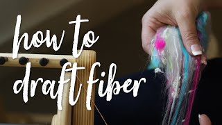 How to Draft Fiber: Short Forward, Short Backward