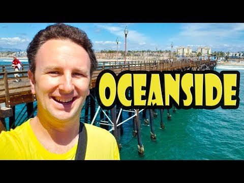 Oceanside California Beach Guide