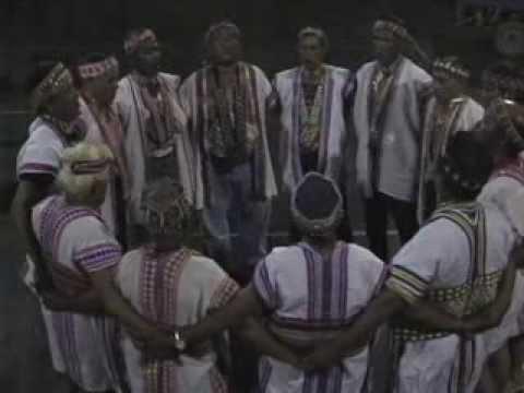 Pasibutbut 2004  八部音合唱  祈禱小米豐收歌