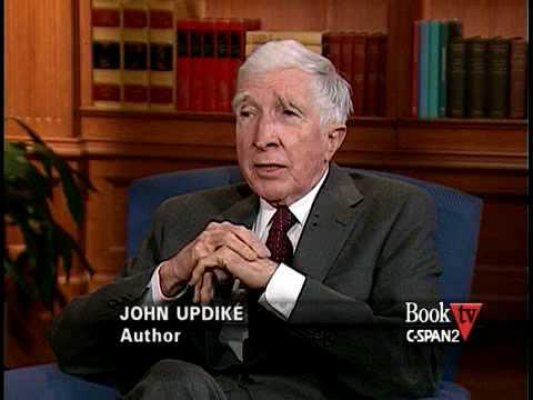 Book TV After Words:  John Updike
