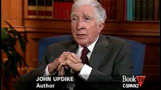 Book TV After Words:  John Updike