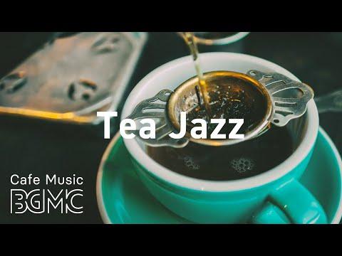 Tea Jazz: Positive Morning Jazz - Hot Tea Bossa Nova Jazz Accordion Music for Good Mood