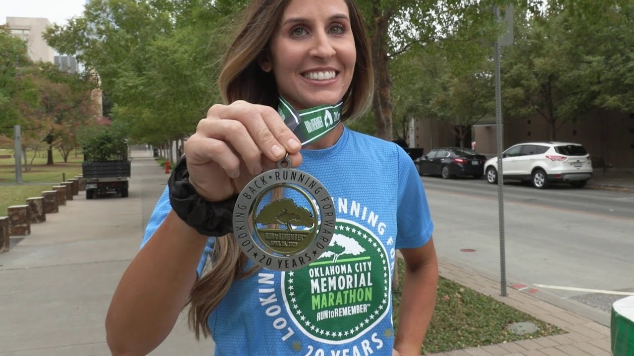 The 20th Anniversary Memorial Marathon