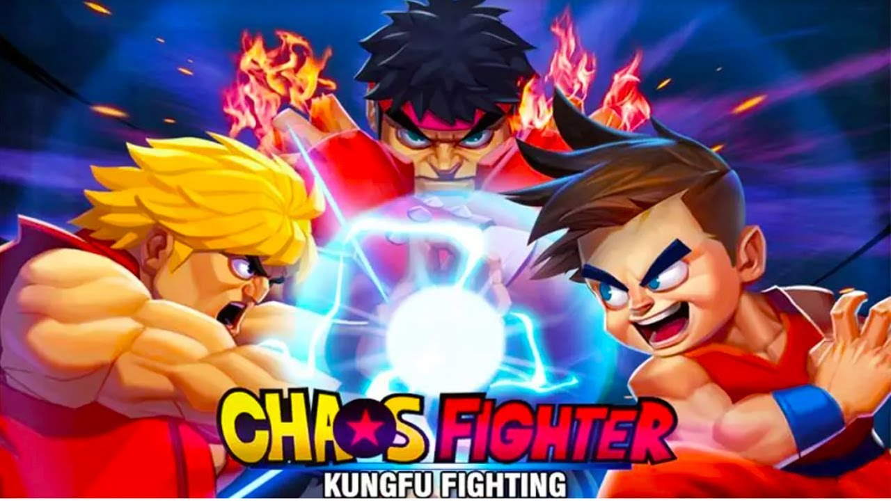 Chaos Fighter : Kungfu Fighting Android Gameplay u1d34u1d30