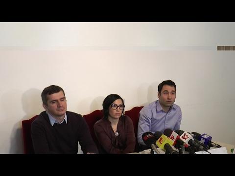 Scandal La Spitalul Colentina. Conferinţa De Presă (14.02.2017)