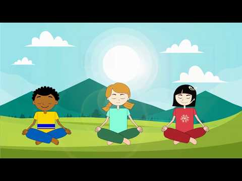16/21 Days of Mindfulness Bootcamp 5 Minutes Mountain Meditation Mindfulness for Teens & Adults