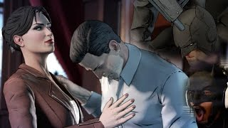 HEARTBREAK AND HARD TIMES | Batman: The Telltale Series [Episode 4: Guardian of Gotham]