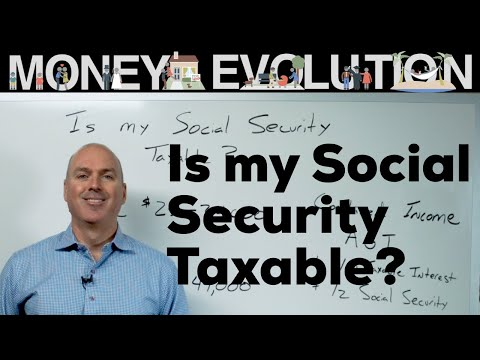 Is My Social Security Taxable?
