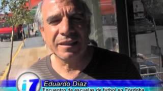 Eduardo Diaz - Encuentro De Escuelas De Fútbol En Córdoba.f4v