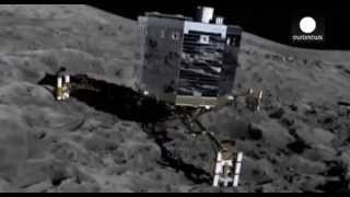 Philae lander sends more data