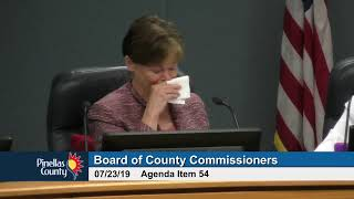 Board Of County Commissioners Public Meeting - 7/23/19