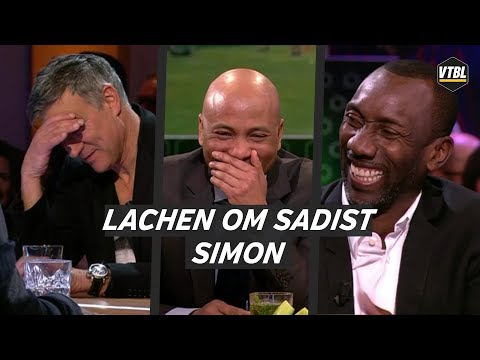 Lachen om 'sadist' Simon | BAL IS ROND - VTBL