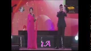Shila Amzah - Patah Seribu & feat Taufik Batisah - Aku Bersahaja (APM 2012)