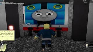 Roblox Hmm: Neature Walk and Thomas The Tank Engine Badges