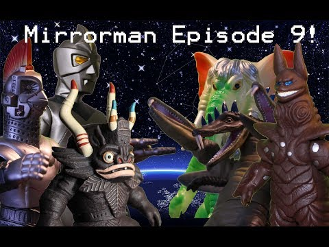 Mirrorman Episode 9