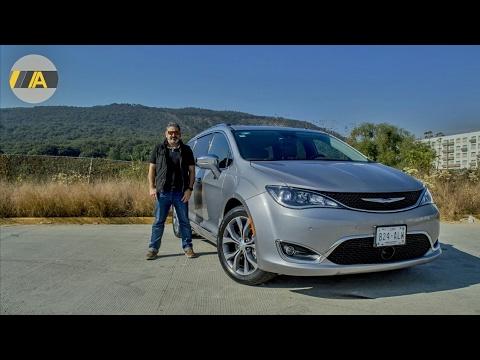 Chrysler Pacifica 2017 - Fresisima y mejor que tu SUV