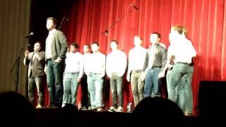 Southside Boys- You Make My Dreams Come True (Geneseo Fall 2011)