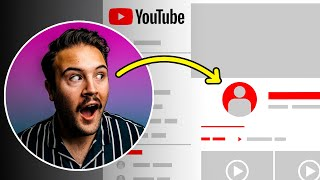 How to Change Y๐ur YouTube Profile Picture 2021 UPDATED (Desktop & Mobile)
