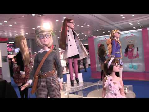Stand Tonner Doll Company  desde ToyFair Ny 2016