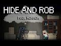Hide and rob  Pixel horror  NOVO jogo de Horror para Android