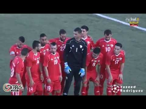Palestine 1-1 Tajikistan - Goals & Highlights - Friendly Match 06/09/2016