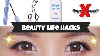 "BULU MATA TEBAL PAKAI BEDAK BAYI ! ""Make your eyelashes perfect with baby powder ! """