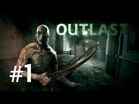 Outlast   Max speriat   Episodul 1
