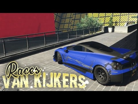 DE TROLL WERKT GOED! - Races van Kijkers #3 (GTA V Online Funny Races)