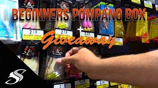 Beginner Pompano Fishing Box - I'm Giving it Away!