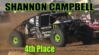 SHANNON CAMPBELL KING OF THE HAMMERS 2016 - 4th