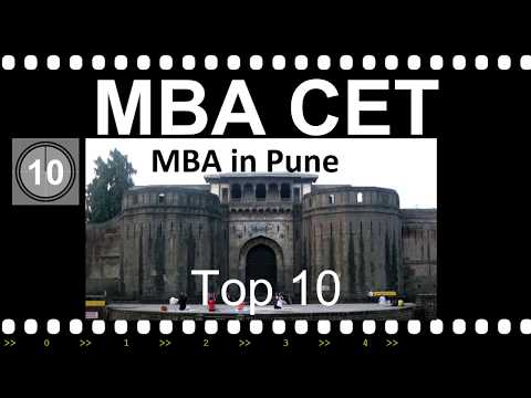 Top 10 colleges in Pune through MBA CET with cutoffs average salaries